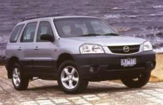 2002 mazda tribute towing capacity