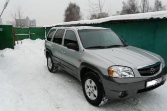 2003 Mazda Tribute towing capacity