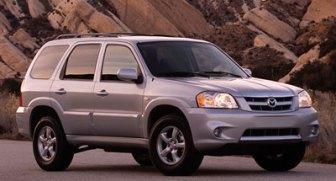 2006 Mazda Tribute Towing Capacity