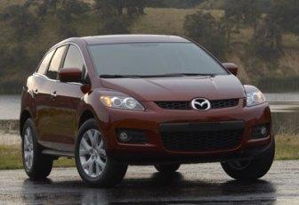 2007 Mazda CX 7 Towing Capacity