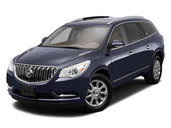 2014 Buick Enclave Towing Capacity