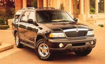1999 Lincoln Navigator Towing Capacity