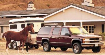 1999 Suburban 1500 Towing Capacity