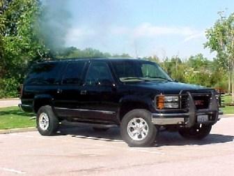 1999 Suburban 2500 Towing Capacity