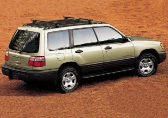 2001 Subaru Forester Towing Capacity