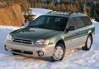 2002 Subaru Outback Towing Capacity