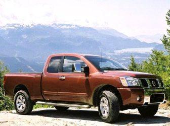 2006 Titan Towing Capacity