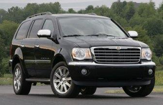 2007 Chrysler Aspen Towing Capacity
