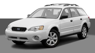 2007 Subaru Outback Towing Capacity