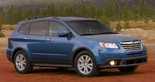 2008 Subaru Tribeca Towing Capacity
