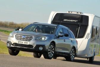 2010 Subaru Outback Towing Capacity