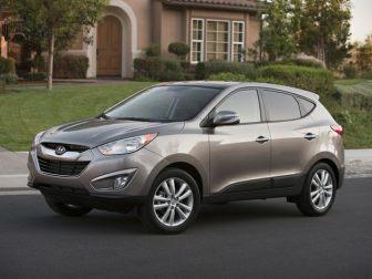 2012 Hyundai Tucson Towing Capacity