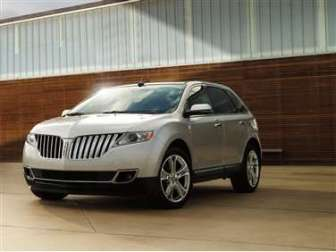 2014 Lincoln MKX Towing Capacity