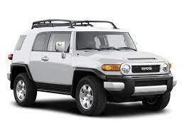 2008 Toyota Fj Cruiser Towing Capacity