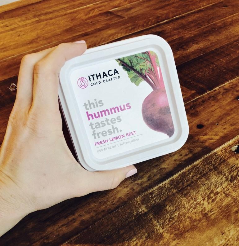 Ithaca Cold-Pressed Hummus