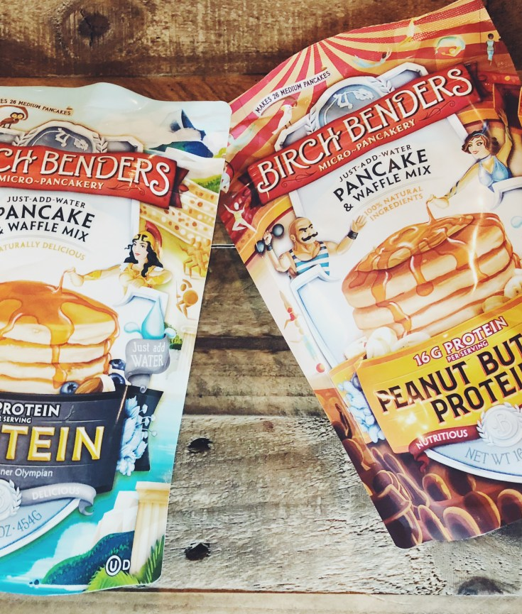 Birch Benders Pancake Mix Product Review- Cook it Healthier