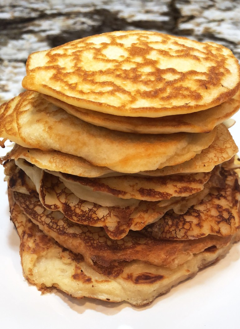 Birch Benders Pancake Mix Product Review Texture- Cook it Healthier