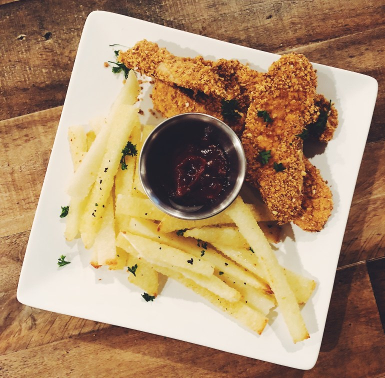 Healthier Chick-Fil-A Chicken Tenders and Fries | Cook It Healthier