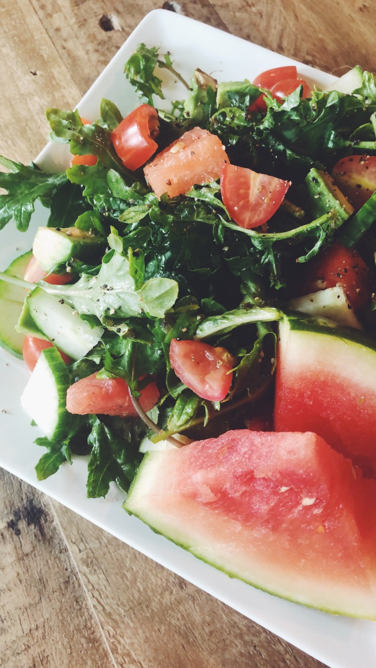 Recipe | Watermelon Vinaigrette Dressing by Cook It Healthier