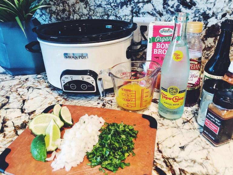 RECIPE | Melt In Your Mouth Crock Pot Pork Carnitas