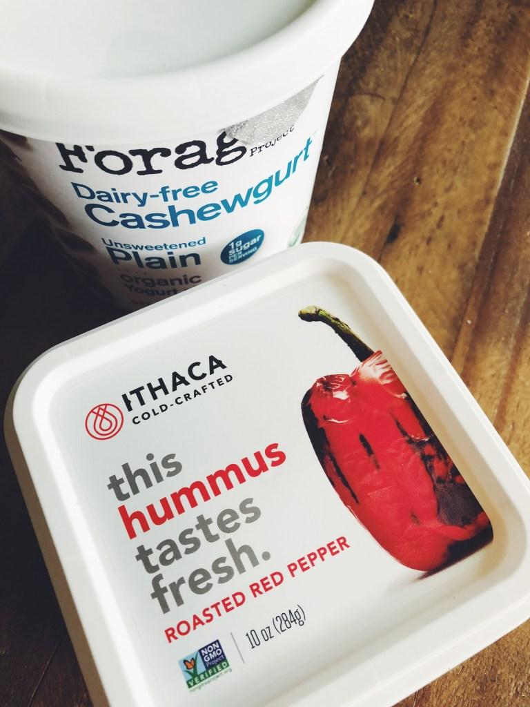 Recipe   Ithaca Cold Crafted Hummus Salmon & Pasta