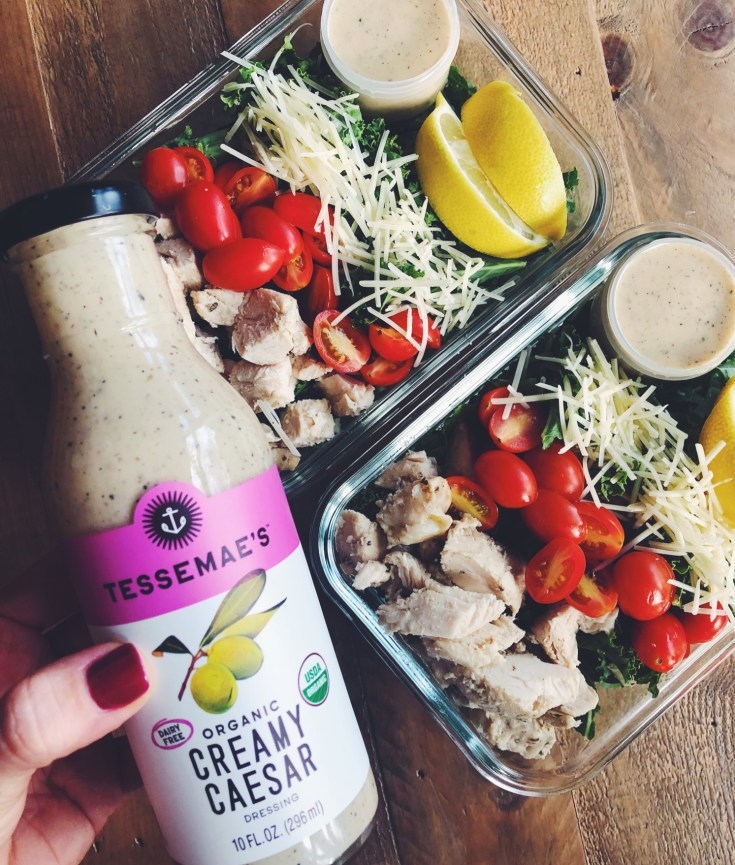 Product Review | Tessemae's Caesar Dressing | CookItHealthier.com