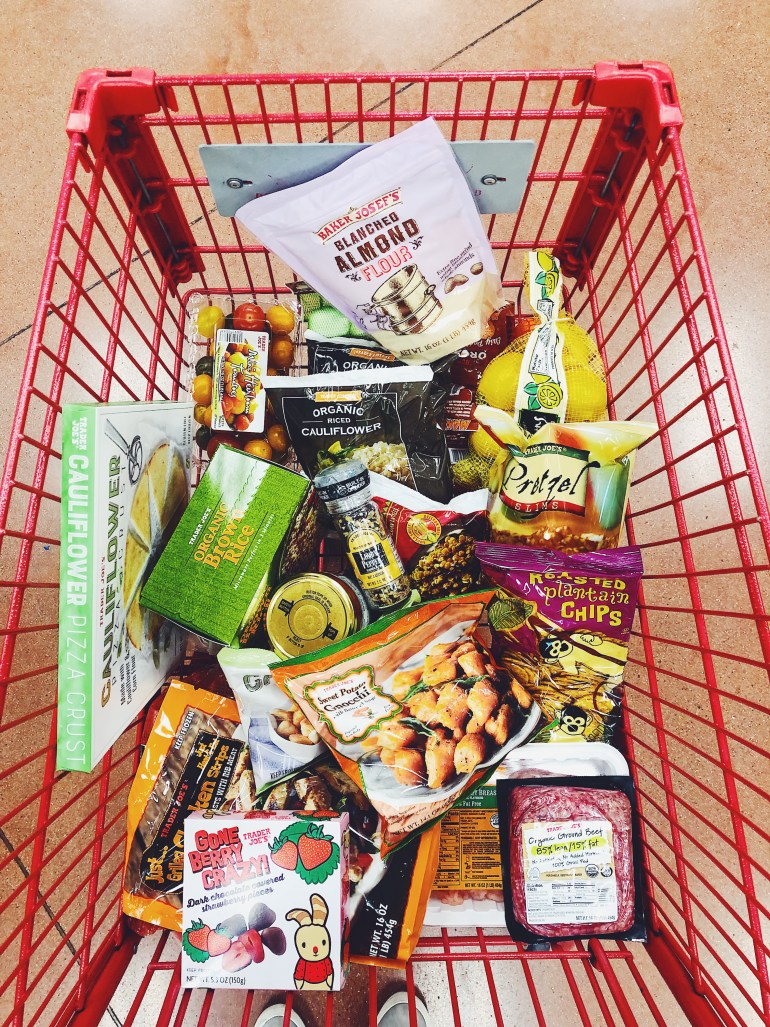 The Essential Trader Joe's Grocery List