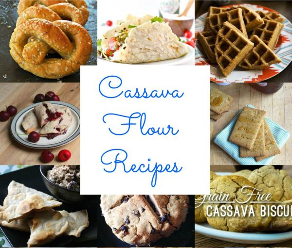 Cassava Flour Recipes Cook It Up Paleo