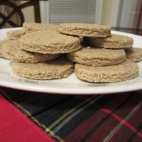 traditional oatcakes (gluten-free!)