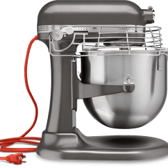 Kitchen Aid Pro 1950s Table 2019 Differences In Kitchenaid Commercial Vs Line Stand Mixer