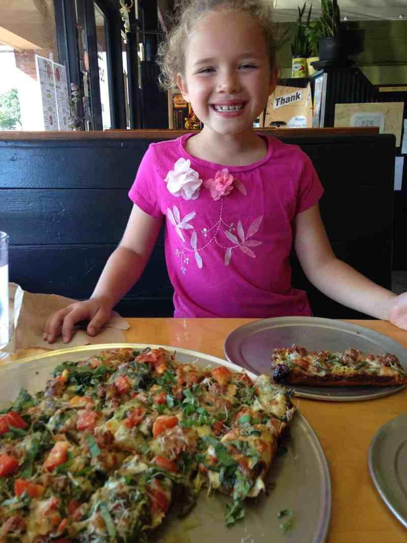 Veggie Lover's Pizza •Cook Love Heal by Rachel Zierzow