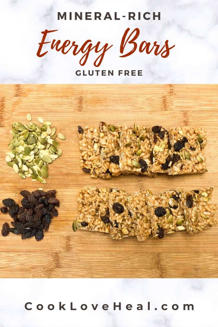 Mineral-Rich Energy Bars • Cook Love Heal by Rachel Zierzow