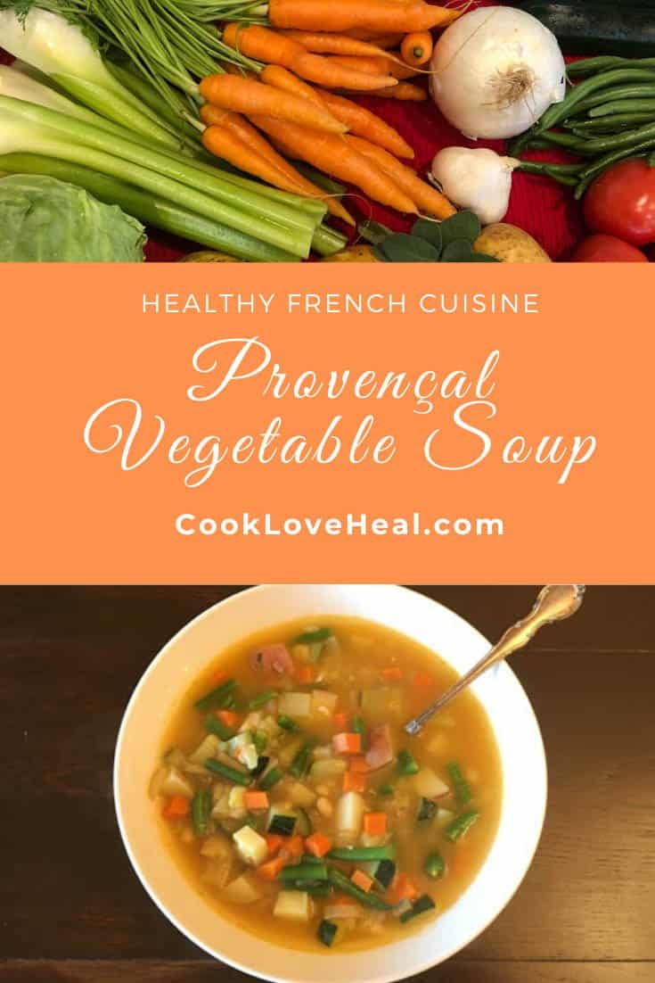 Provençal Vegetable Soup • Cook Love Heal by Rachel Zierzow