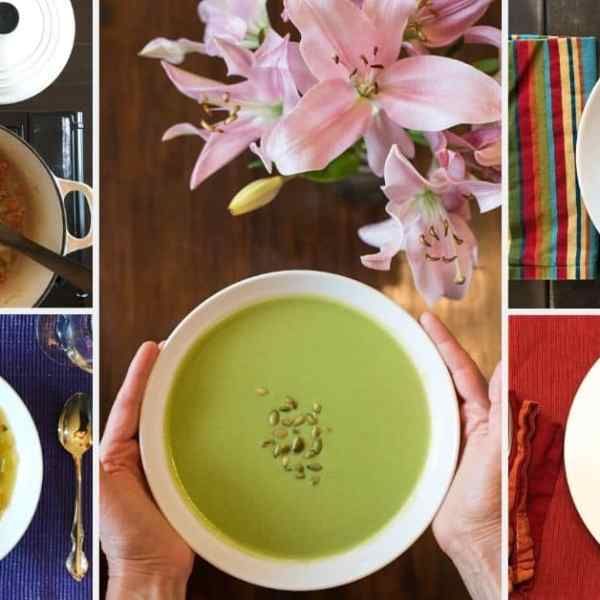 Nourishing Plant-Based Soup Recipes