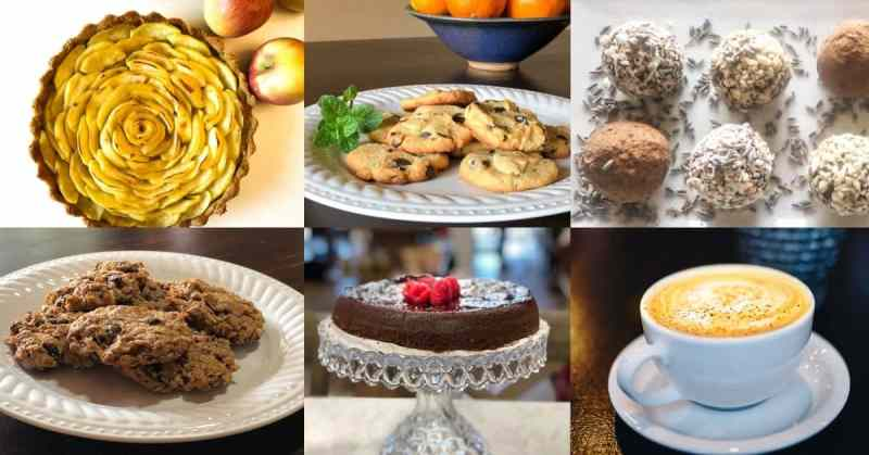 Healthy & Delicious Gluten Free Desserts •Cook Love Heal by Rachel Zierzow