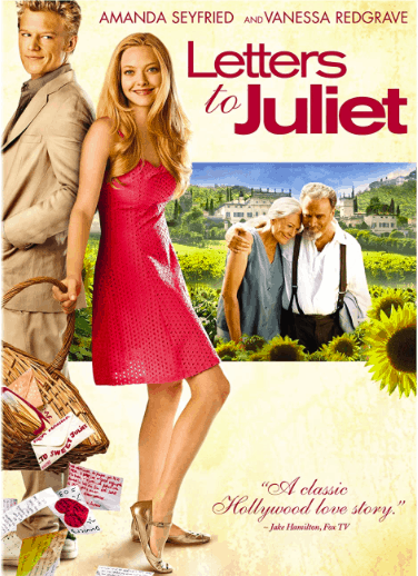 Letters to Juliet • Cook Love Heal by Rachel Zierzow