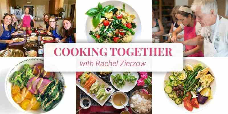 Cooking Together with Rachel Zierzow.2