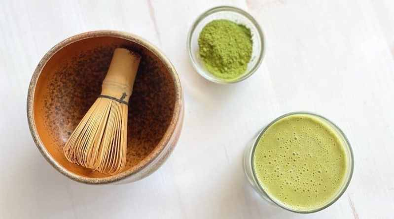 Matcha Banana Smoothie • Cook Love Heal by Rachel Zierzow