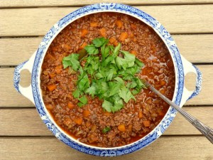 Low FODMAP Herby Bolognese Sauce