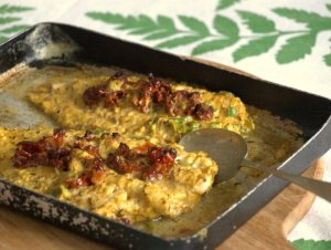 Low FODMAP Spiced Haddock