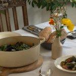 Low FODMAP, fish stew