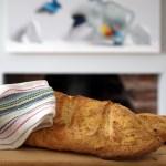 Low FODMAP, Crusty Bread, gluten free