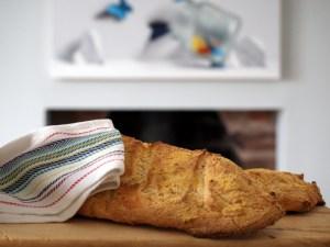Low FODMAP, Crusty Bread