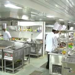 Hotels With Kitchen Glass Top Table Sets Hotel Equipments Cookman Chefs In 1024x670