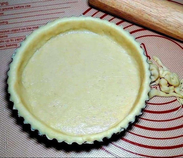 Pâté Sucrée( sweet dough)