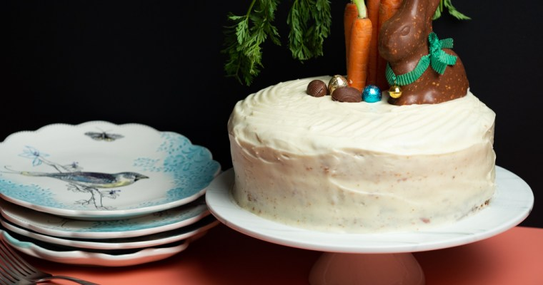 The Best and Easy Carrot Cake Recipe