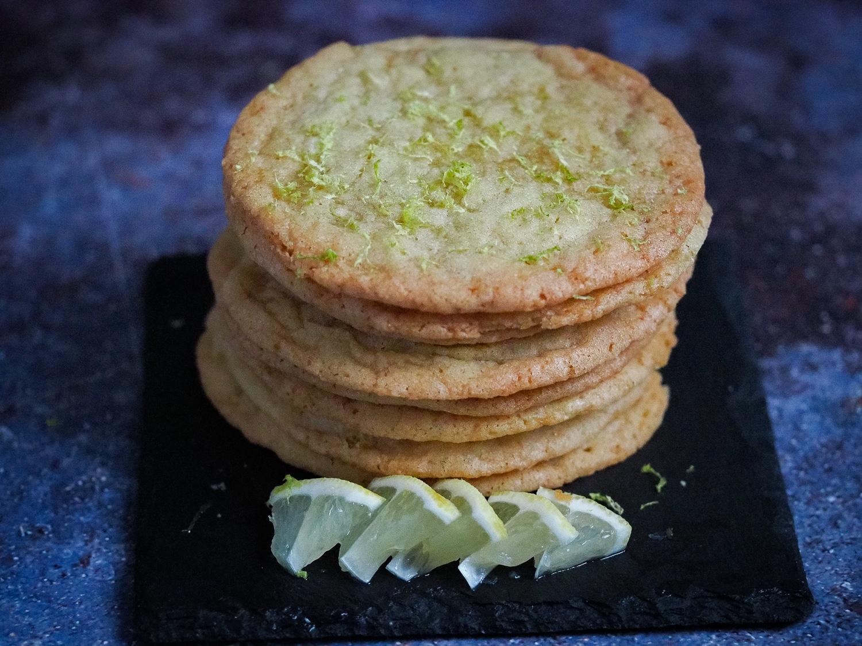 The best Crisp lemon cookies