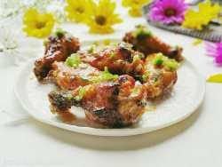 twice cook wings