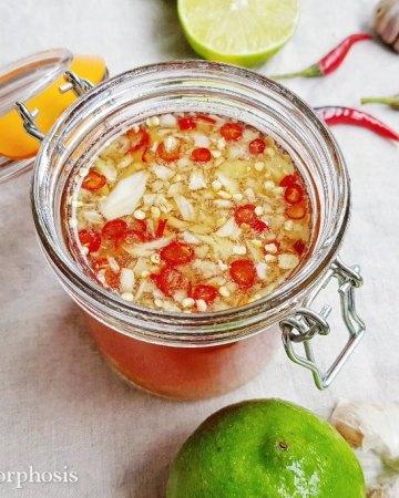 chili garlic fish sauce dipping sauce
