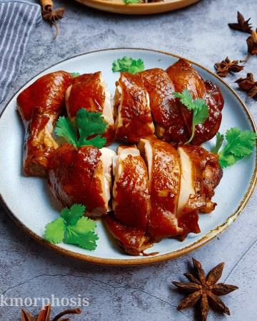Soya sauce chicken